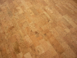 Korková podlaha a podlahové kúrenie